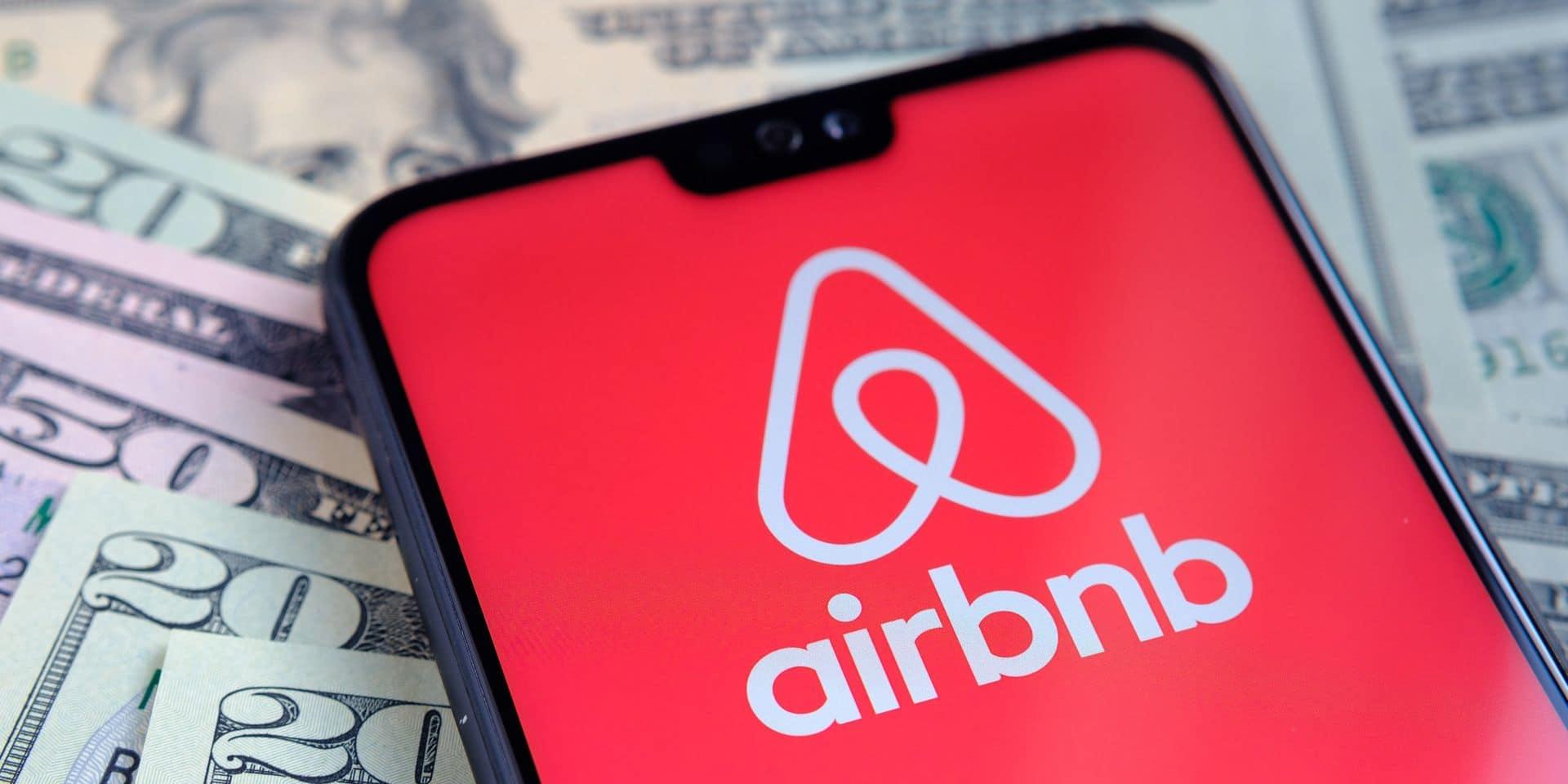 Les Belges qui louent un bien sur Airbnb ou encore Booking devront désormais communiquer leurs revenus au fisc