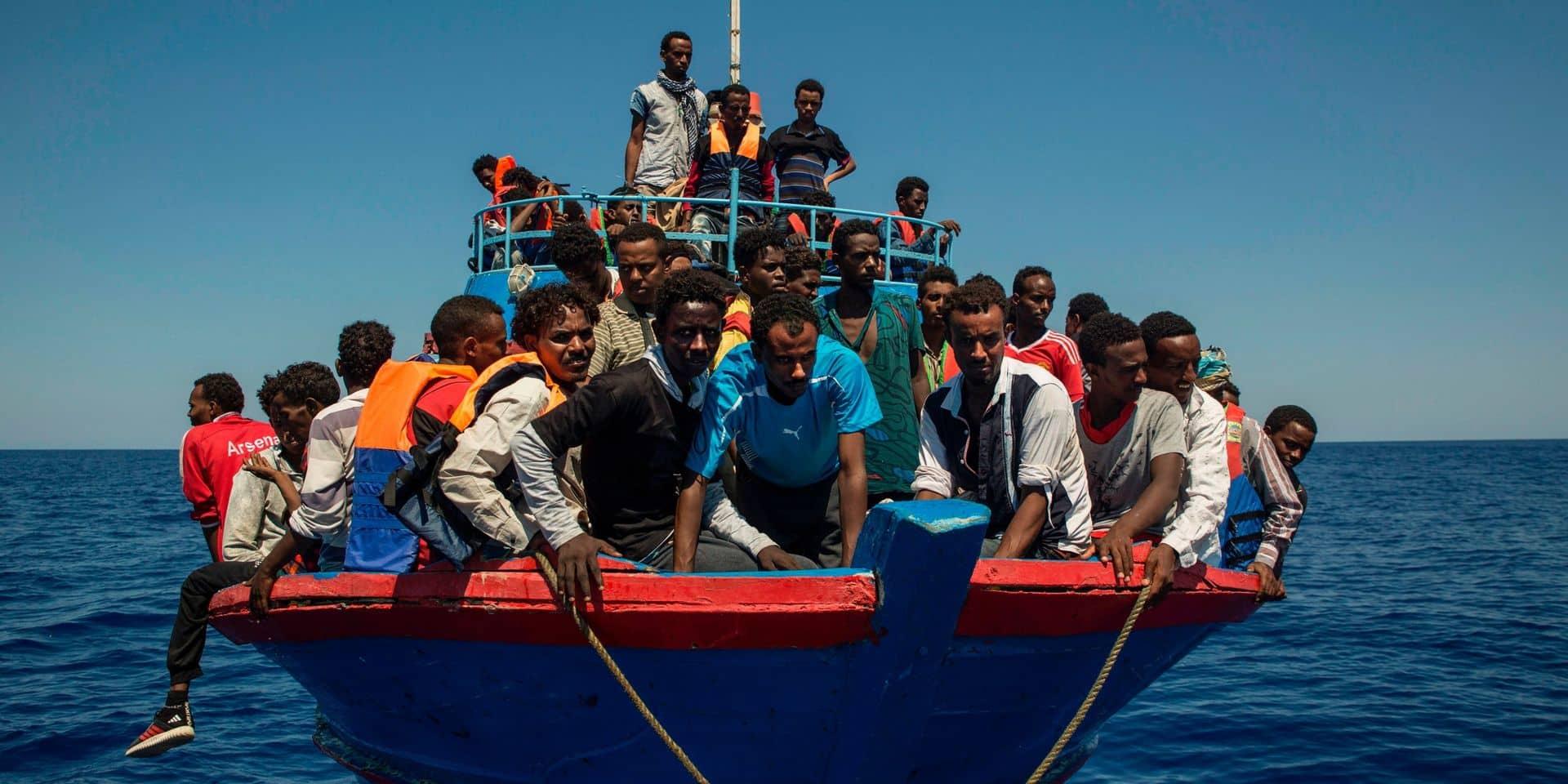 Comment retrouver l'identité des réfugiés décédés en Méditerranée?