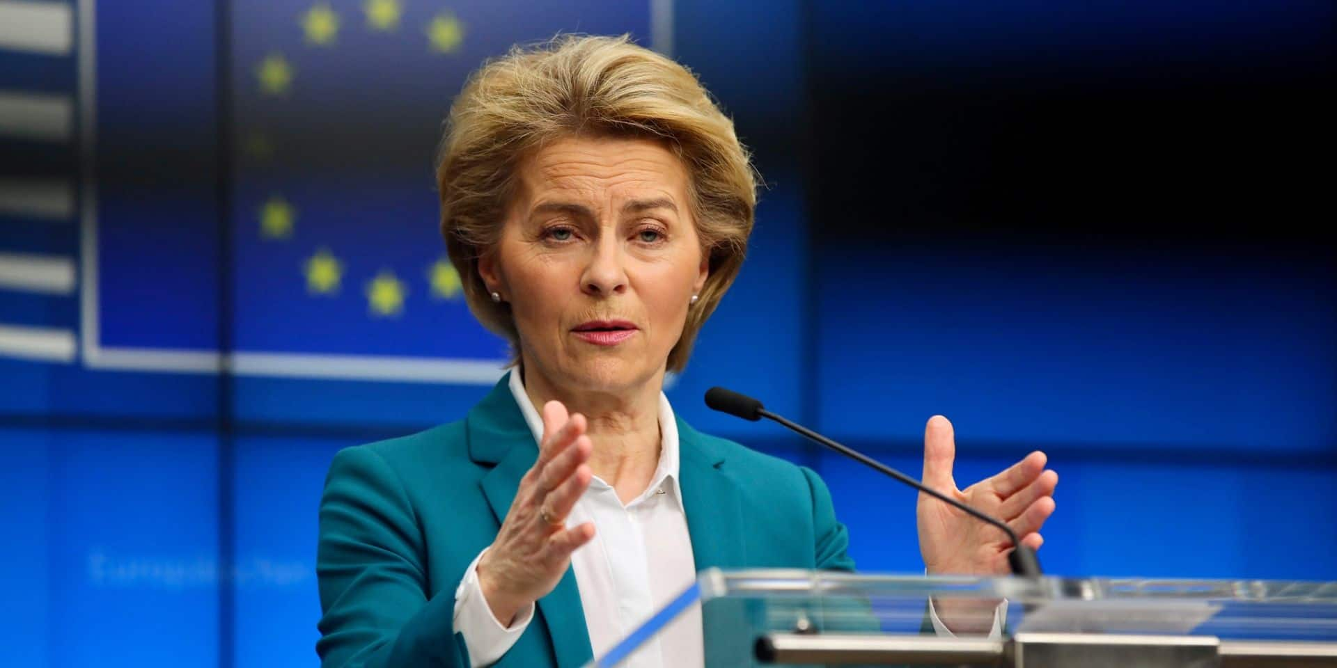 """L'UE durcit le ton: """"Moins il y a de voyages, plus nous pouvons contenir le virus"""""""