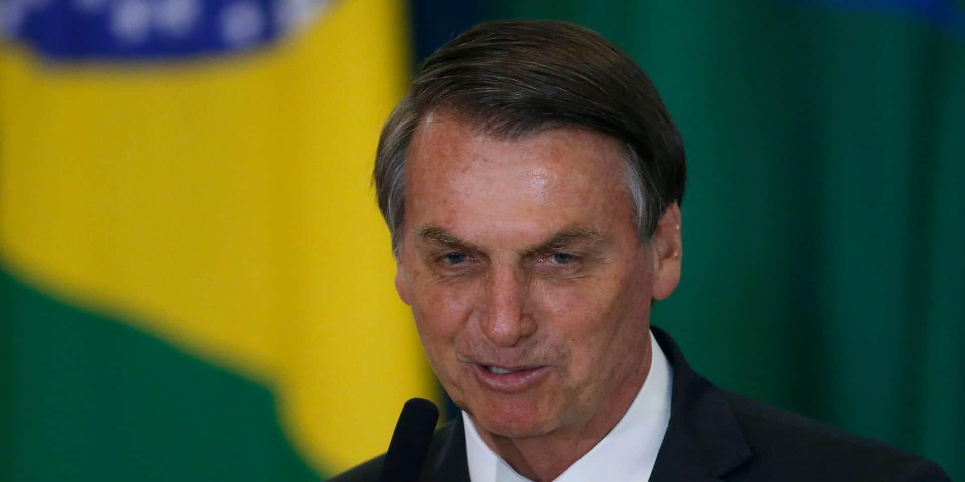 Bolsonaro veut autoriser l'activité minière chez les indigènes