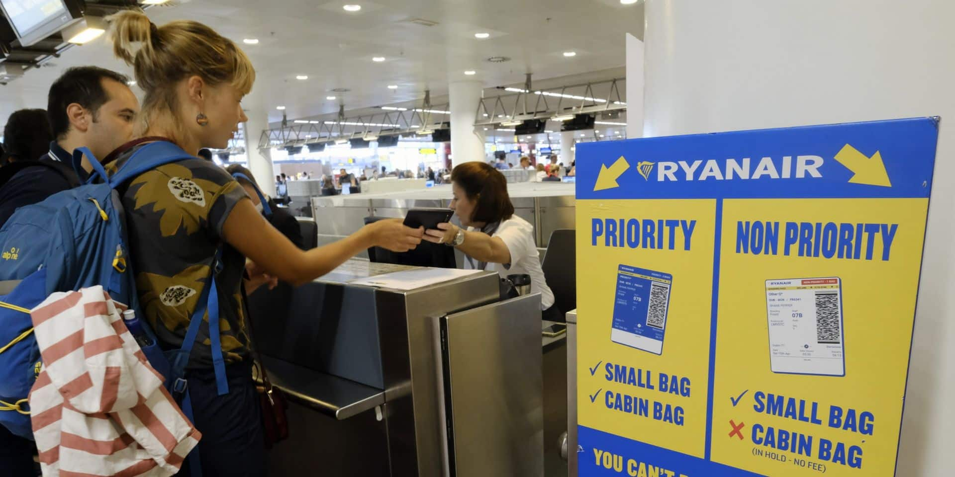 Ryanair lance une nouvelle ligne Charleroi - Nantes l'été prochain