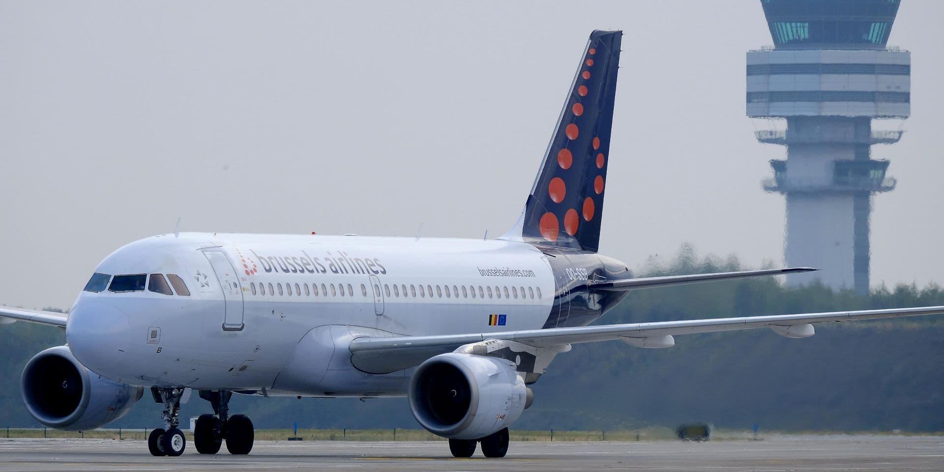 """Voici ce que contient le plan de """"départs volontaires"""" de Brussels Airlines"""