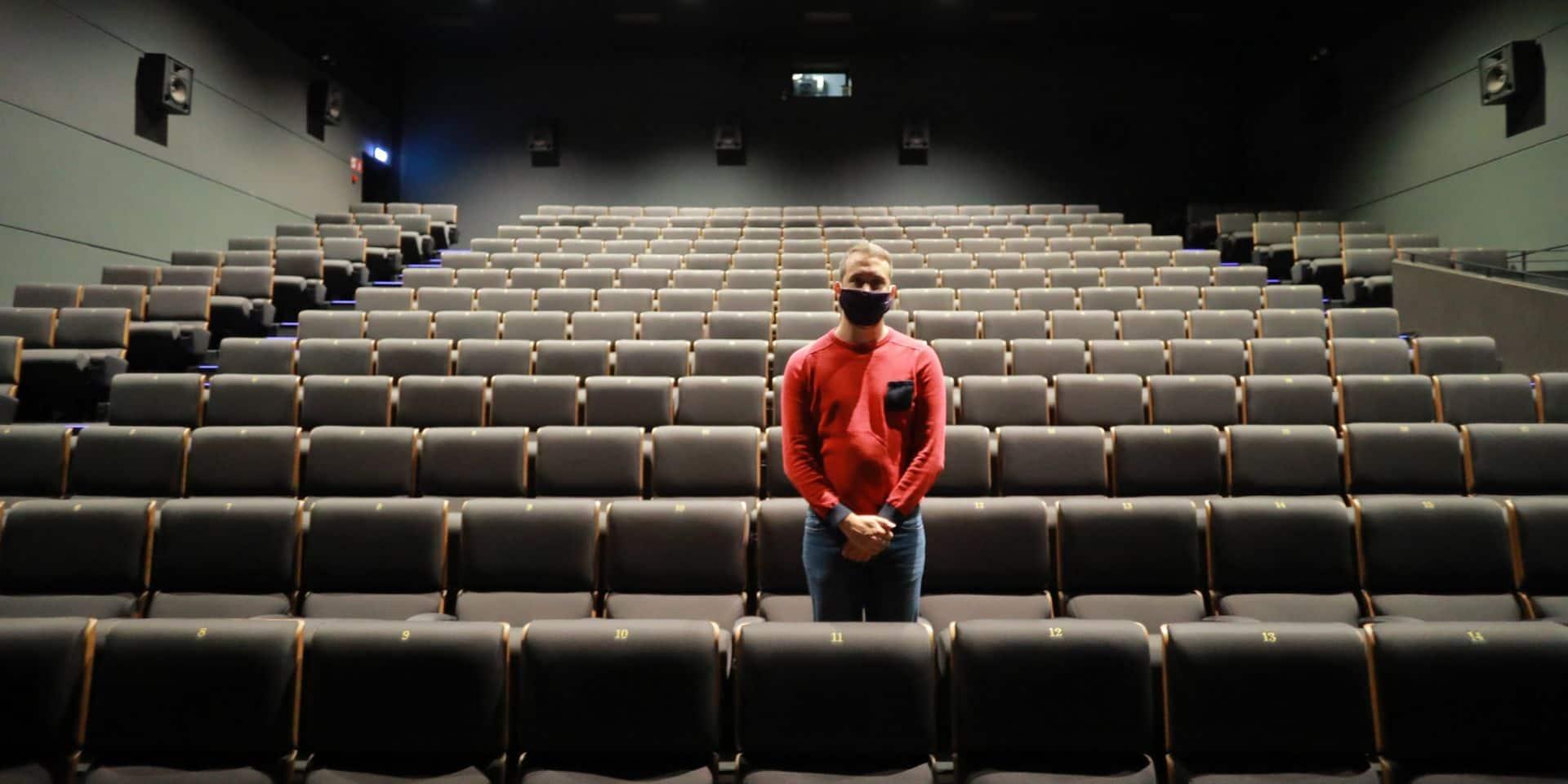 Les cinémas victimes du masque obligatoire: la fédération va demander au CNS de revoir sa copie
