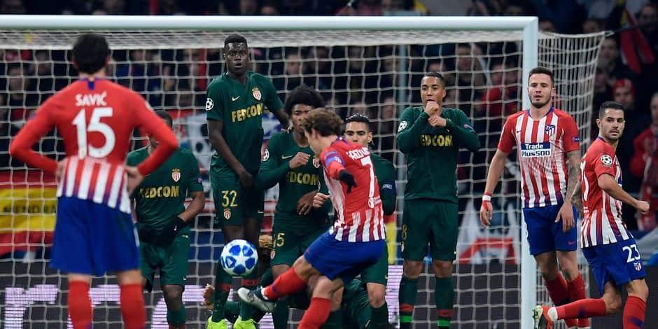 Ligue des Champions: Monaco n'était pas au niveau - La Libre