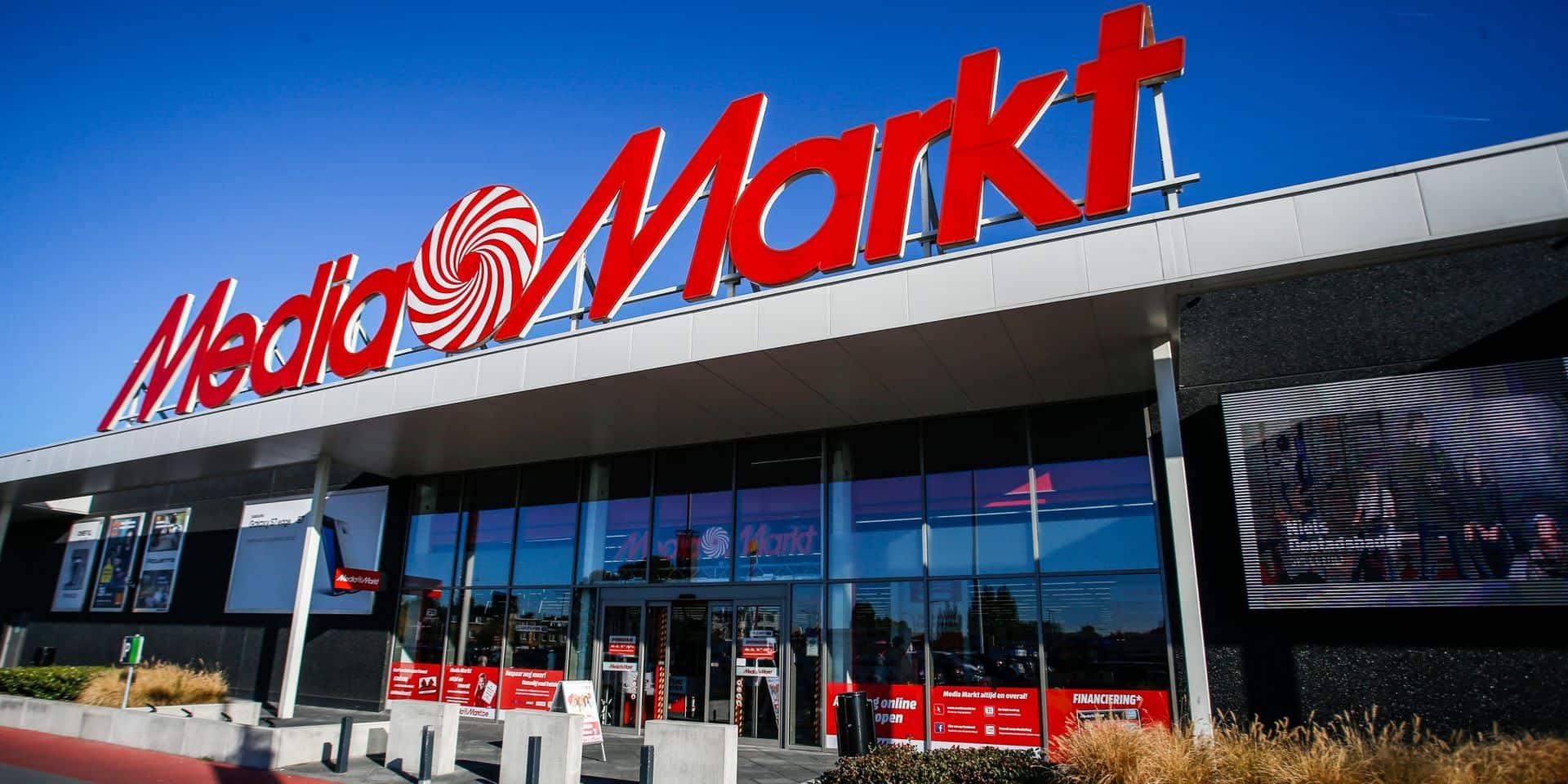 MediaMarkt: la restructuration ne touchera pas la Belgique