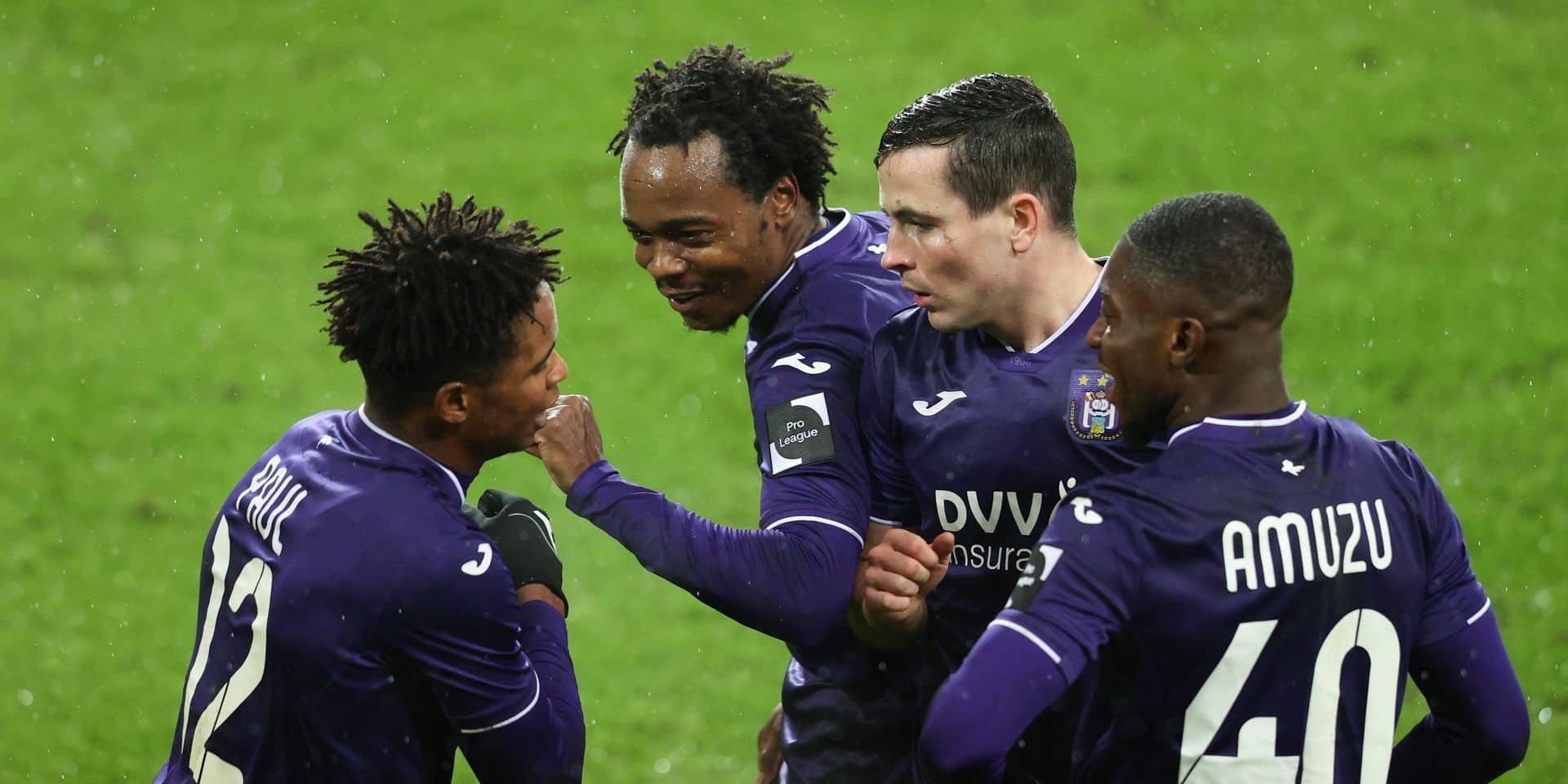 Le RSCA grand gagnant du Boxing day