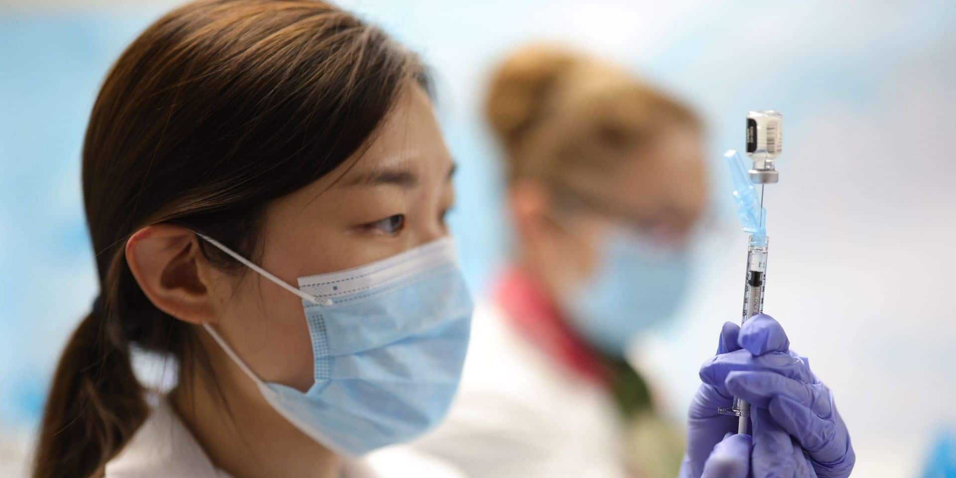 Les Etats-Unis en passe d'autoriser un deuxième vaccin anti-Covid