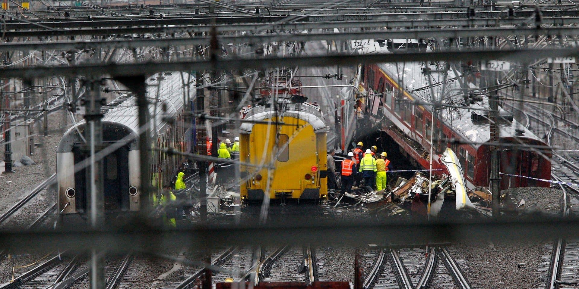 Le parquet de Bruxelles interjette appel du jugement dans l'affaire de la catastrophe ferroviaire de Buizingen