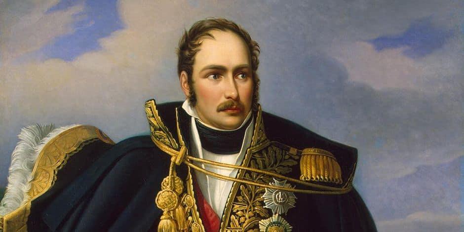 Le Prince Eugène, beau-fils de Napoléon