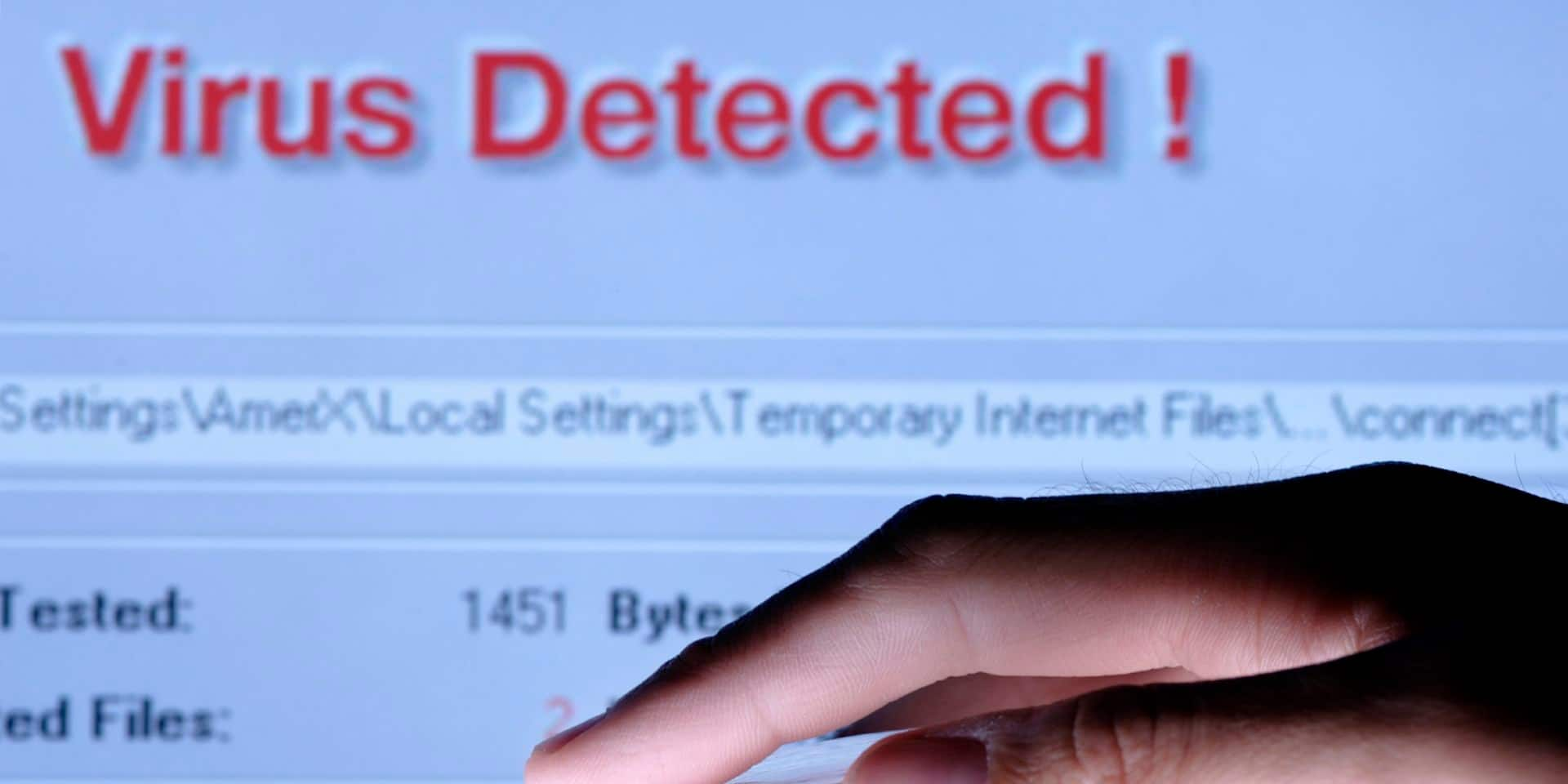 L'administration communale de Colfontaine cible d'un virus informatique