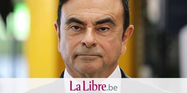 Carlos Ghosn s'exprime — Nissan