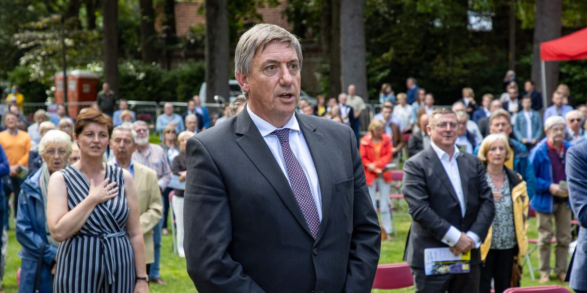 Fête de la Communauté flamande: Jan Jambon invite les Flamands à renforcer le sentiment communautaire