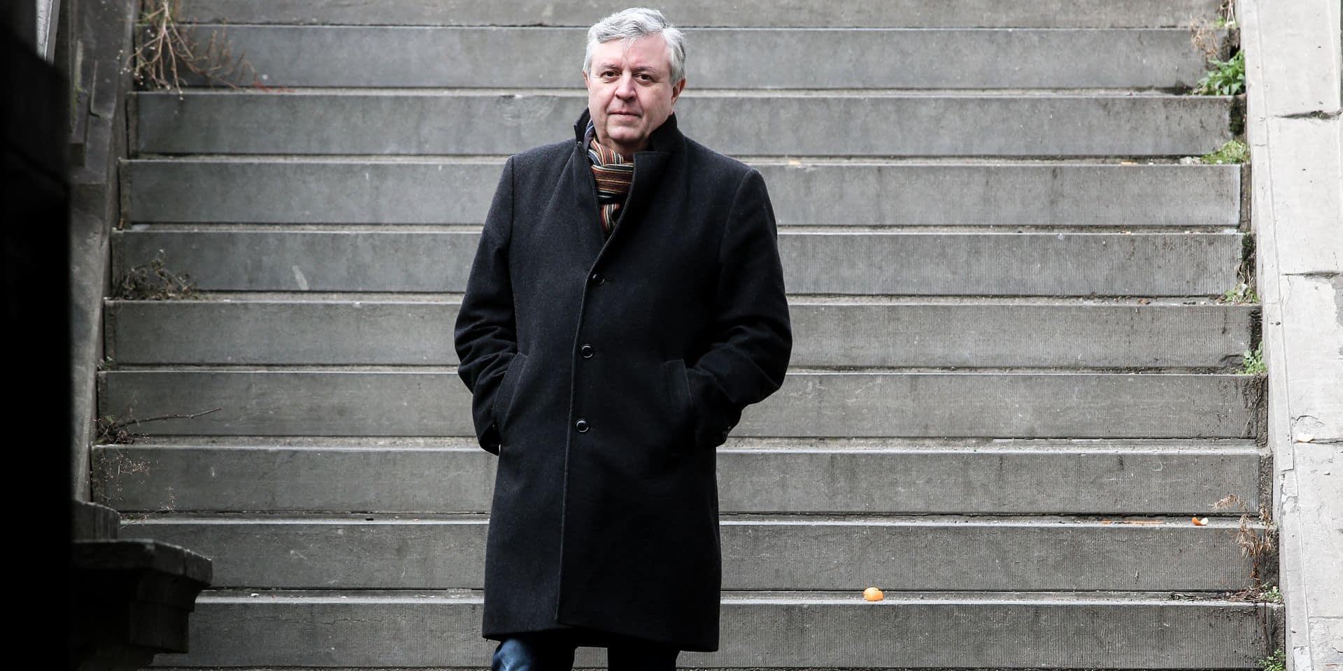 """Le juge Michel Claise reçoit le Prix des lycéens de Littérature pour son roman """"Cobre"""""""