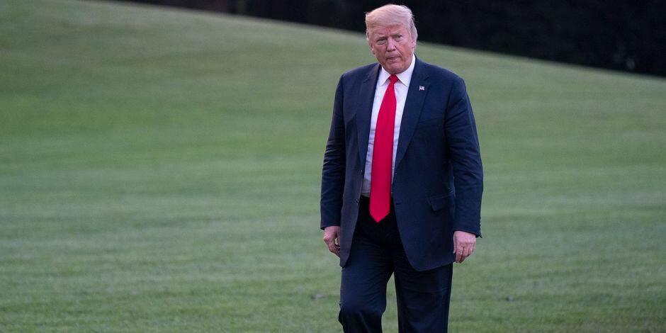 Un enregistrement de Trump au sujet d'une