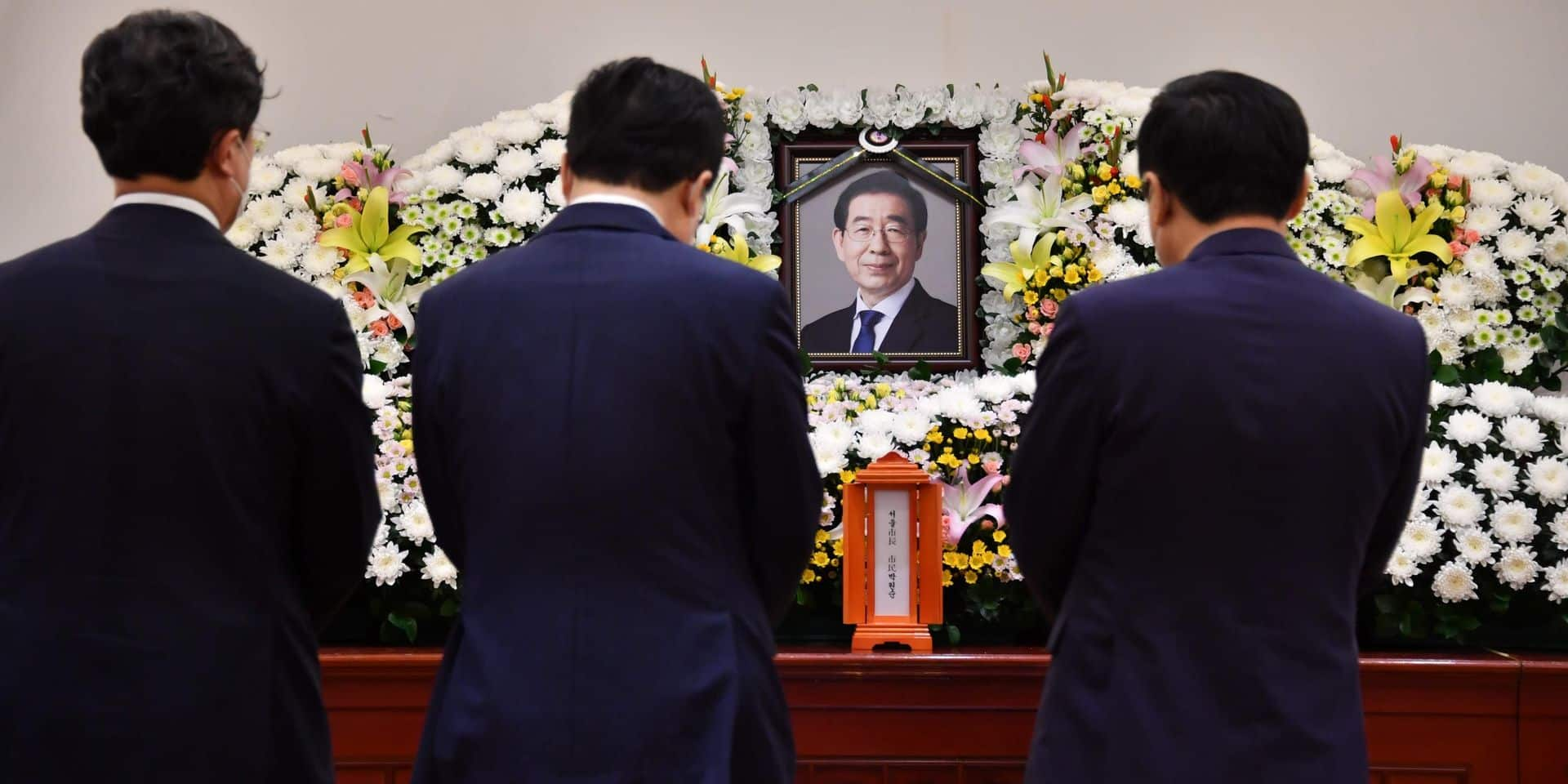Accusé de harcèlement sexuel, le maire de Séoul se serait suicidé