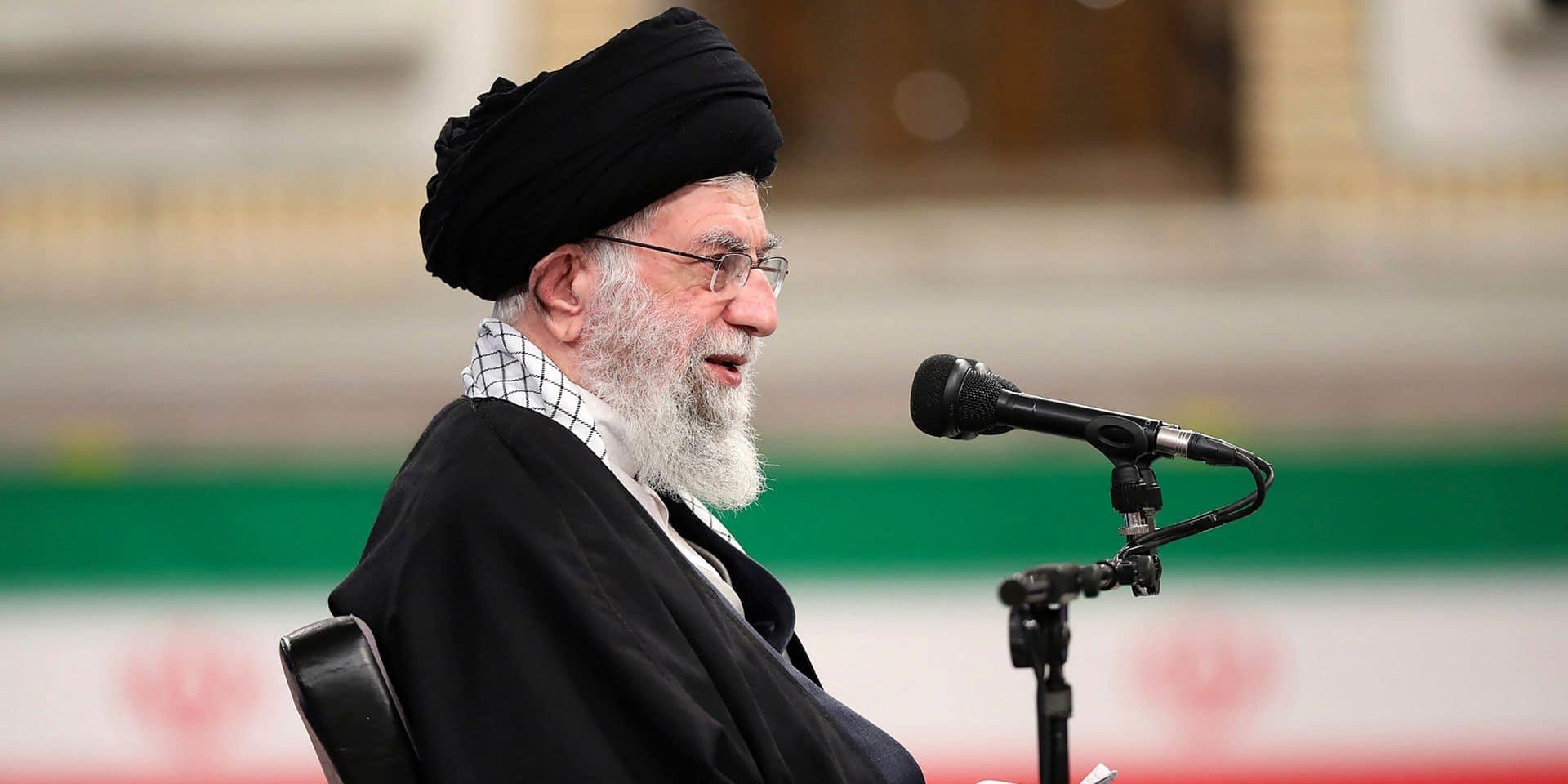 Nucléaire: l'Iran ne reprendra aucun engagement sans levée préalable des sanctions