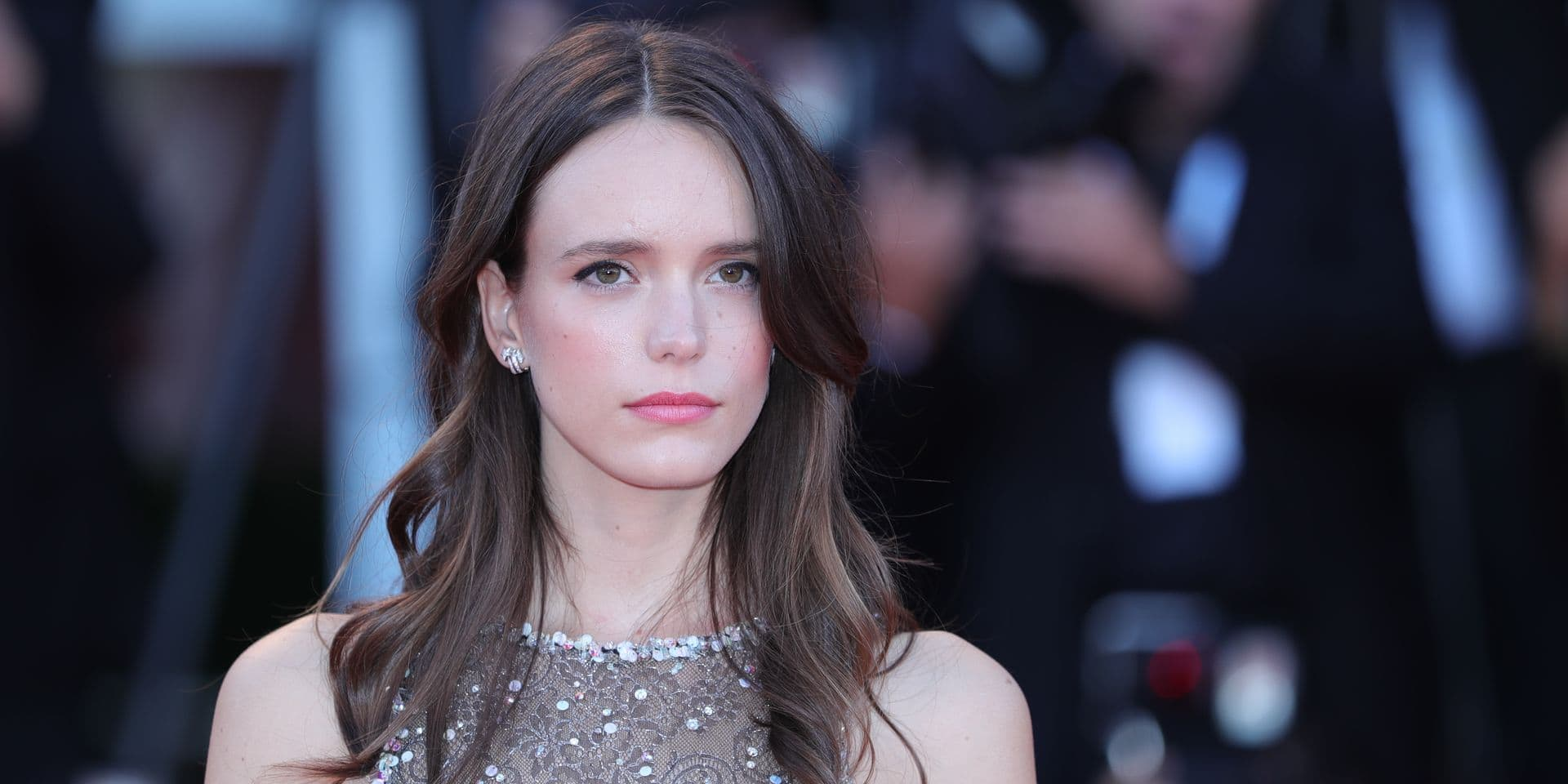 Stacy Martin, l'actrice qui monte
