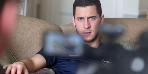 Et si Eden Hazard devenait le joueur le mieux payé de Premier League ? - La Libre