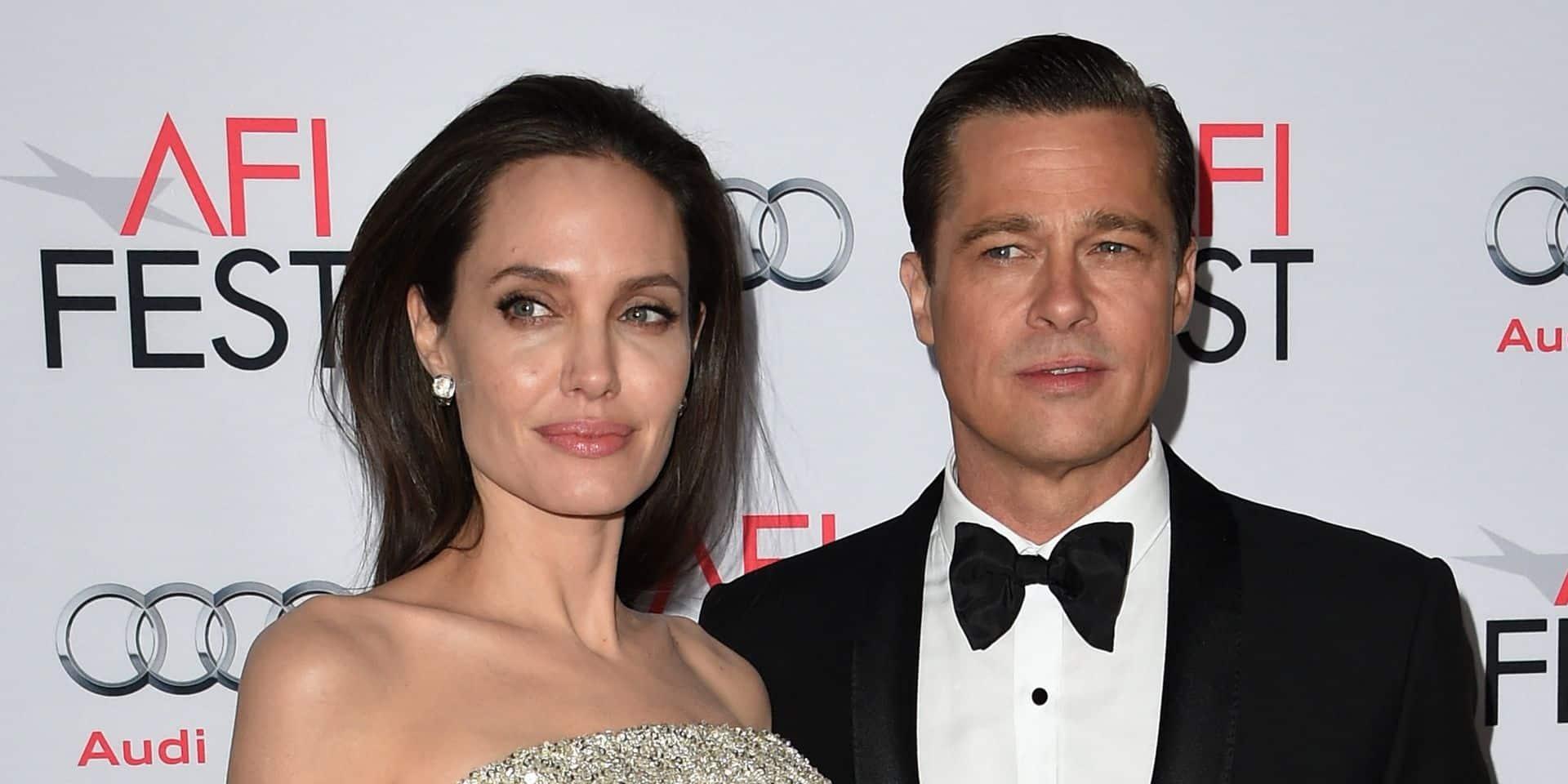 Angelina Jolie empoche une coquette somme en vendant, à un Belge, un cadeau de Brad Pitt