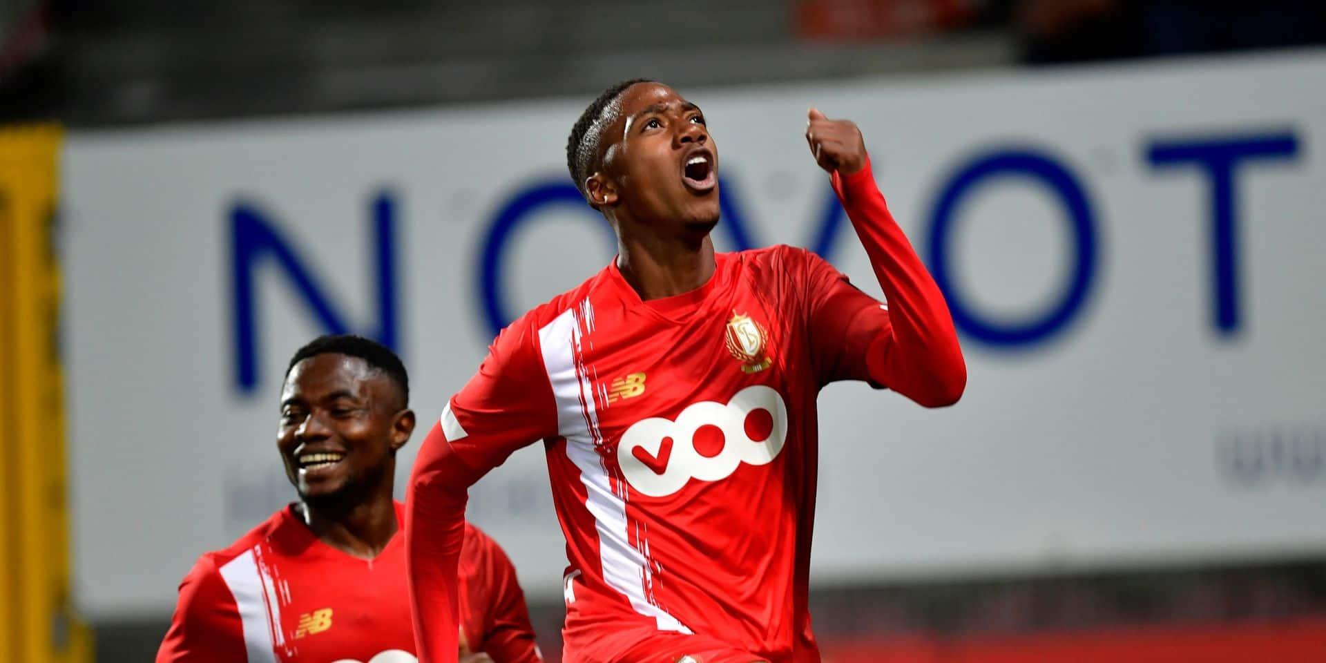 Le Standard s'impose face à Charleroi dans une fin de rencontre folle ! (1-2)