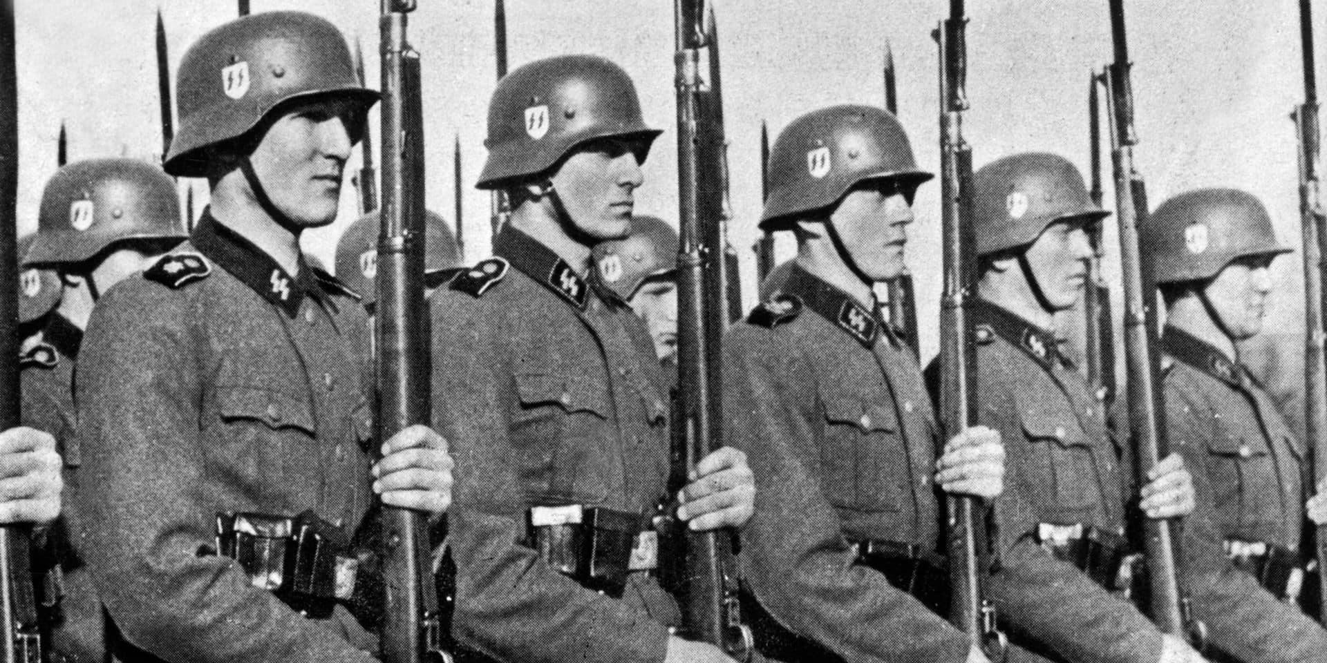 Un ancien SS touche une pension allemande... en Belgique