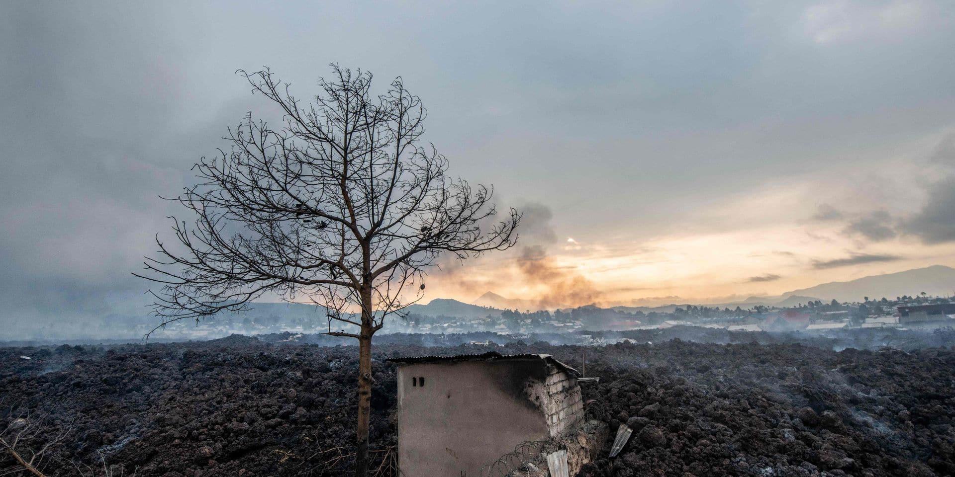 Eruption volcanique en RDC: Goma évacué, risque de catastrophe majeur