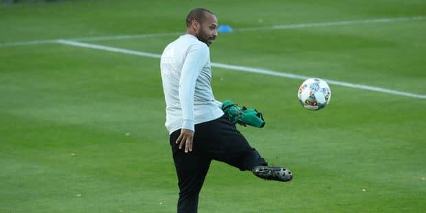 Thierry Henry devrait s'engager pour trois ans à Monaco ce samedi - La Libre