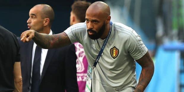 Gros changement dans la carrière de Thierry Henry - La Libre