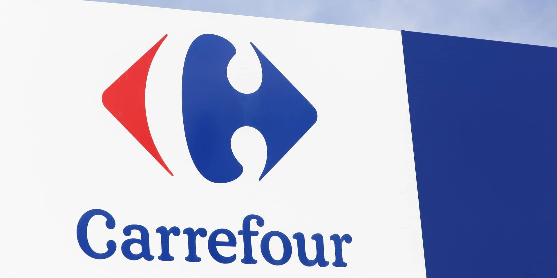 Carrefour : les clients débités deux fois pour leurs achats vont être remboursés