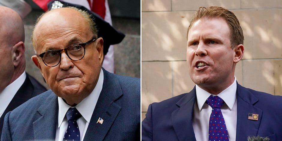 Pourquoi Andrew Giuliani mise sur le nom de son père au plus mauvais moment