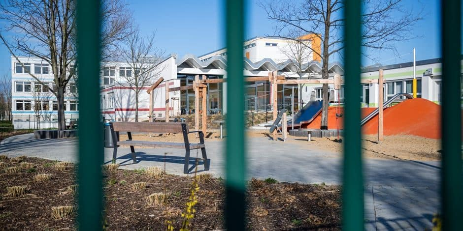 Retour en classe : comment pouvons-nous vouloir une telle école-prison pour nos enfants?