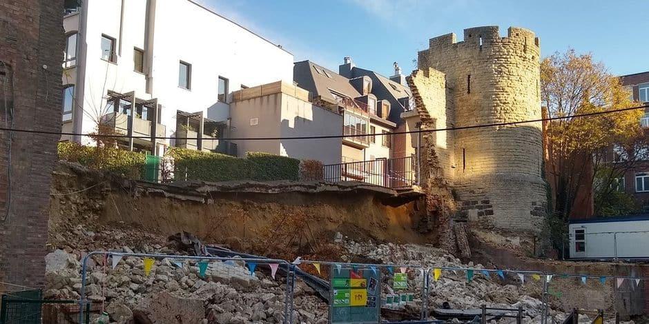 """""""Une catastrophe historique et architecturale pour Bruxelles"""""""