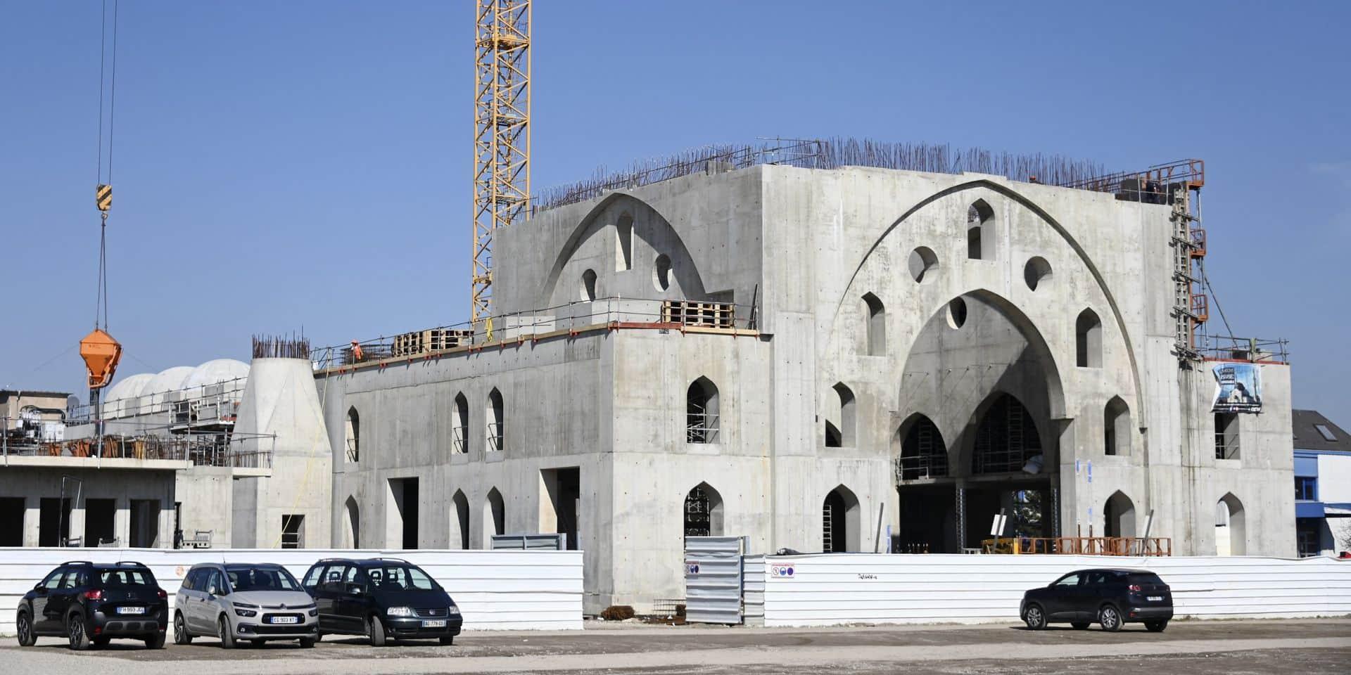 L'ombre de la Turquie plane sur un projet de mosquée à Strasbourg