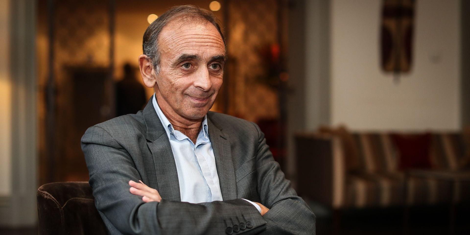 Eric Zemmour candidat à la présidentielle française ? L'hypothèse qui agite l'extrême droite