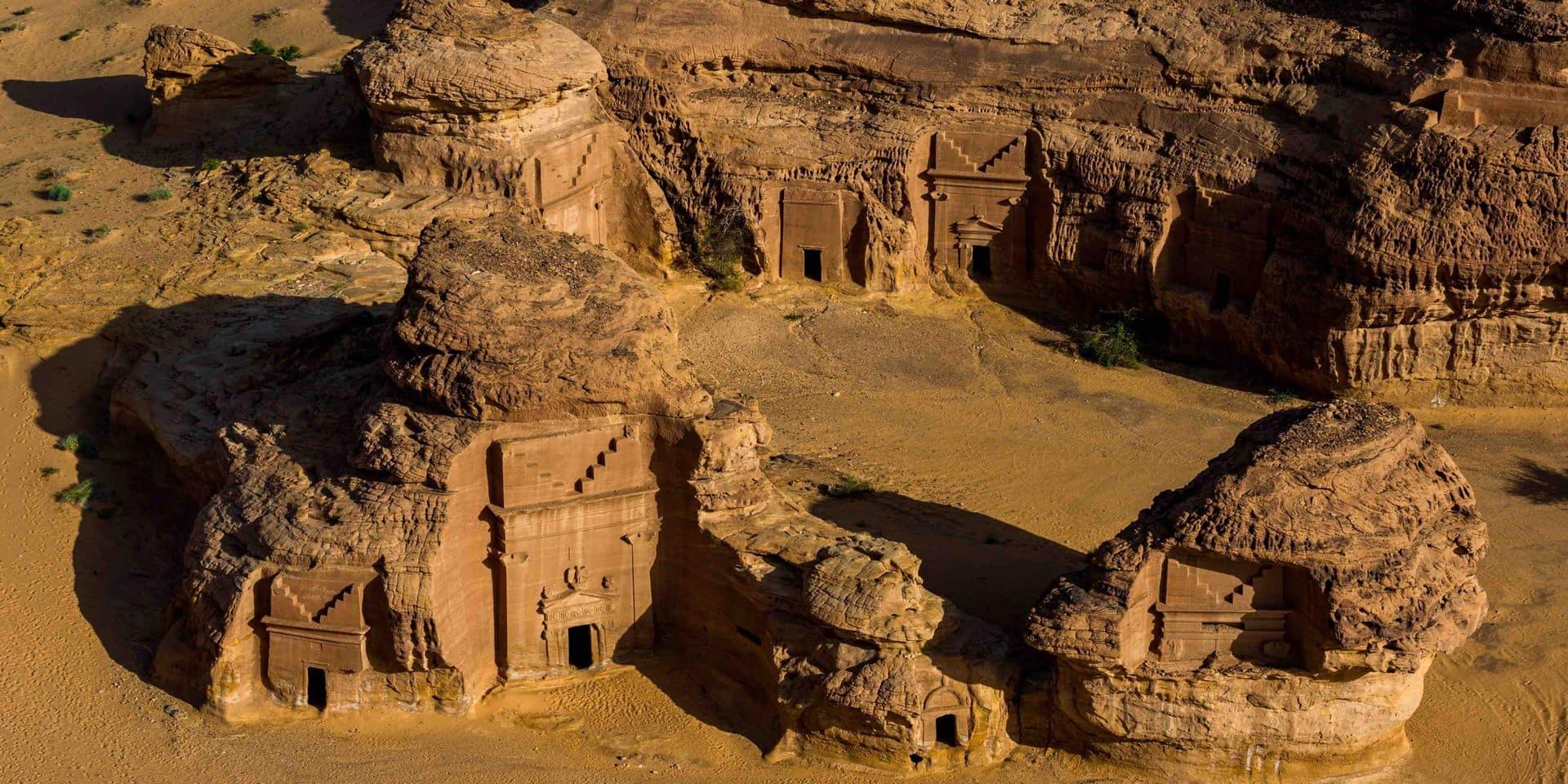 Tombes nabatéennes, AlUla