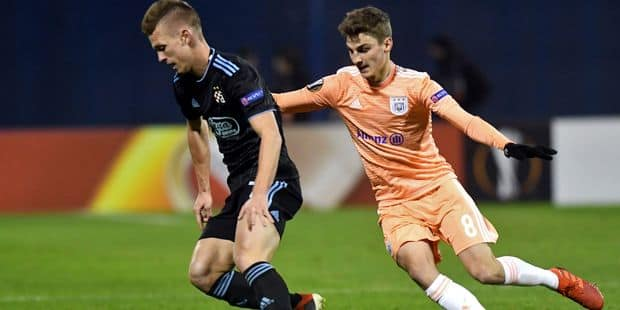Europa League : Anderlecht quitte la scène européenne par un petit match nul face à Zagreb - La Libre
