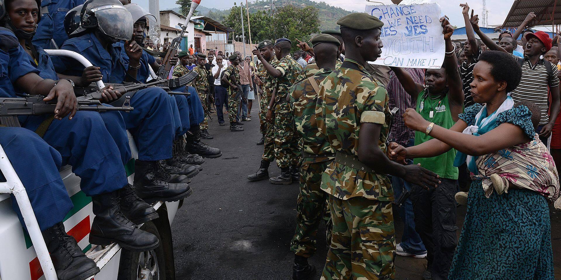 Burundi: un véritable gouvernement de guerre à Gitega. Contre qui ?