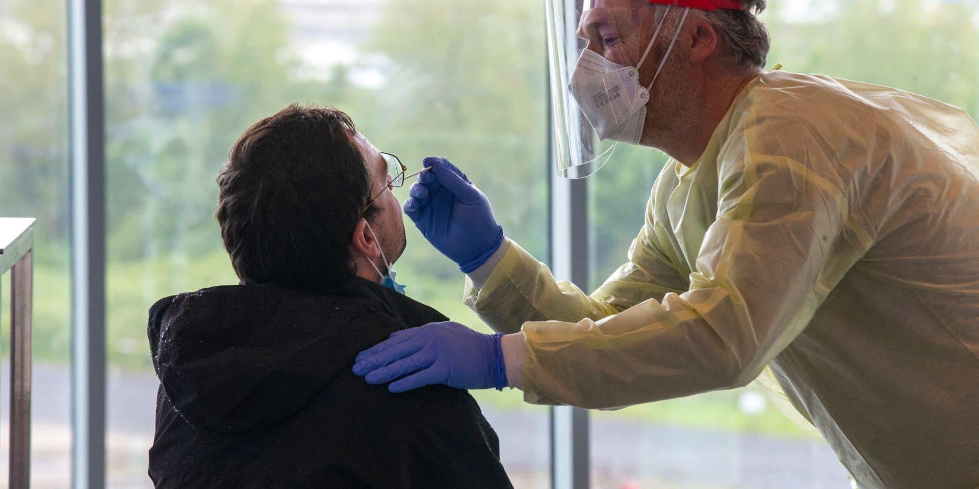 Coronavirus en Belgique : la tendance à la baisse se poursuit sur notre territoire