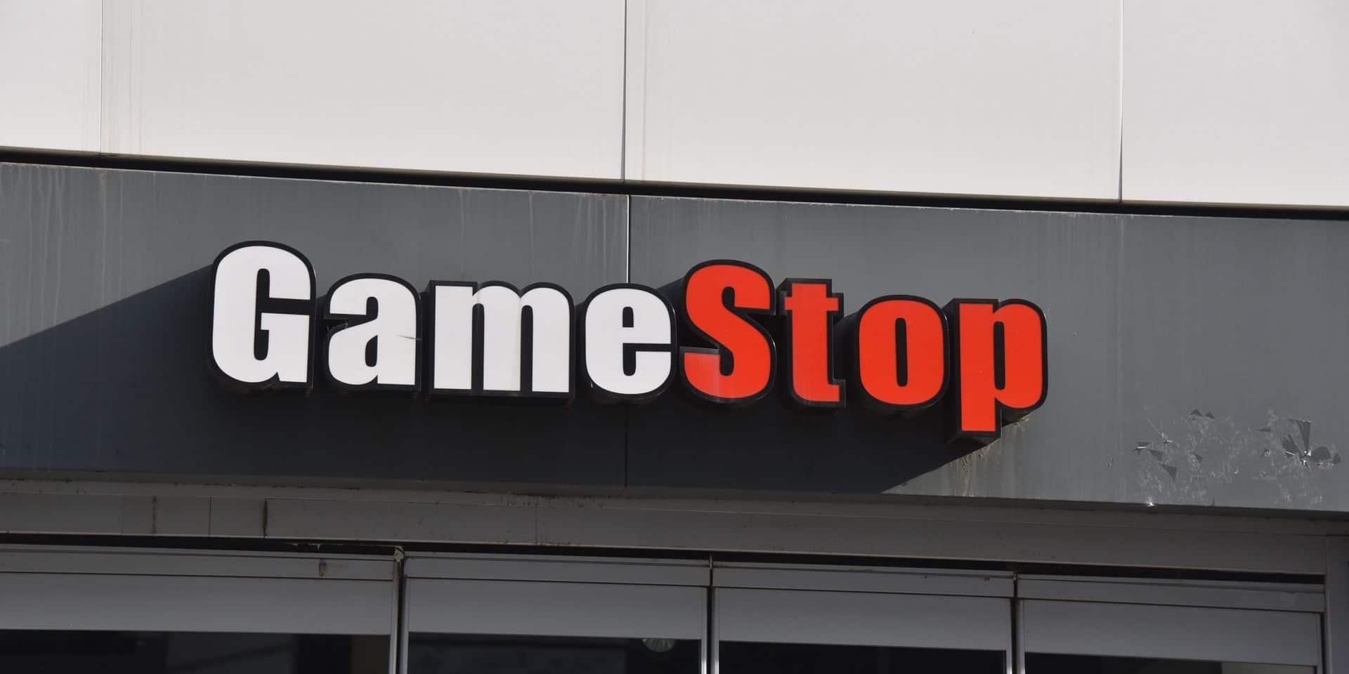 L'action GameStop s'envole de plus de 100% à la clôture de Wall Street