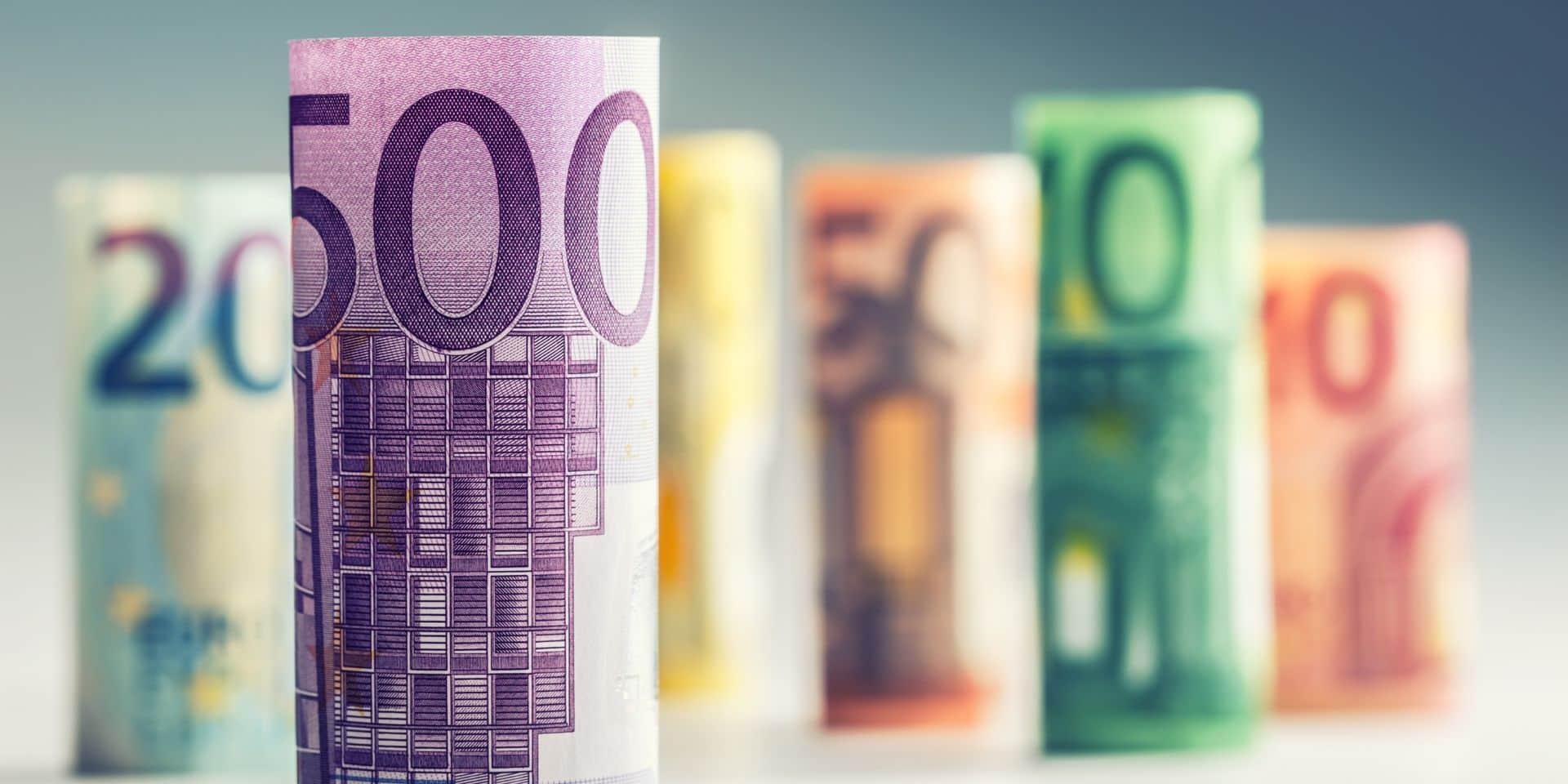 Près de 300 milliards d'euros sur les comptes épargne des Belges
