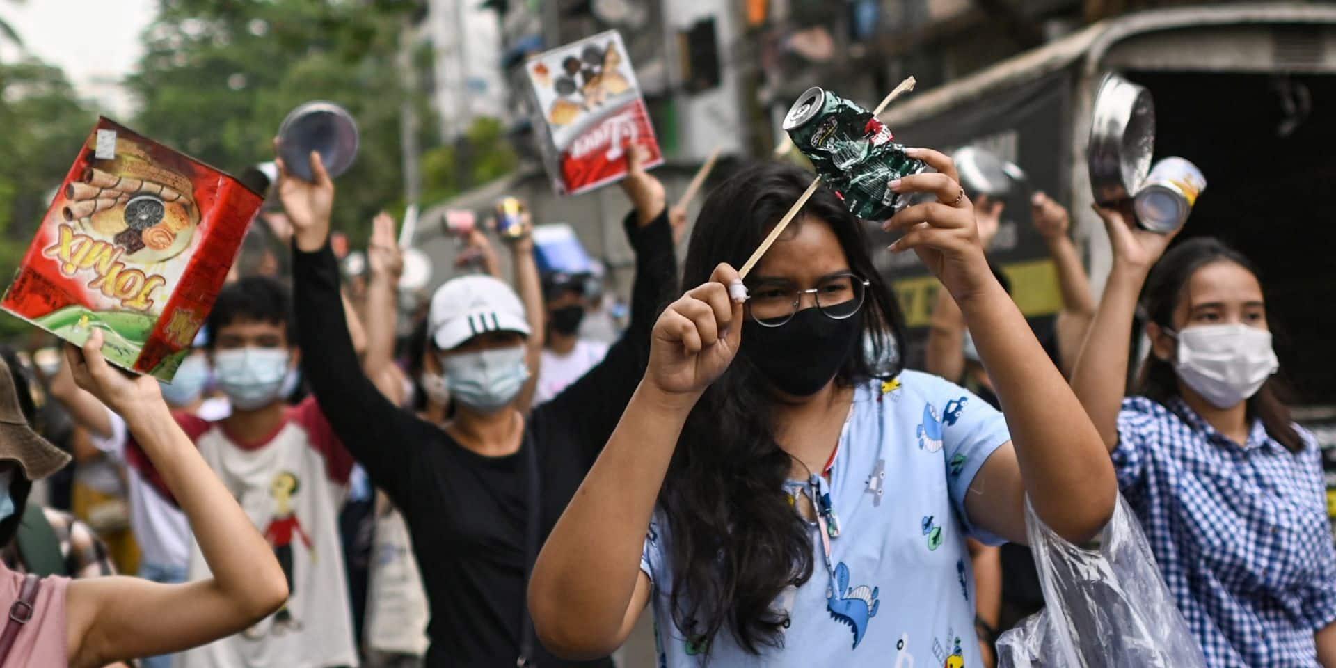 Birmanie: des députés déchus forment un gouvernement fantôme