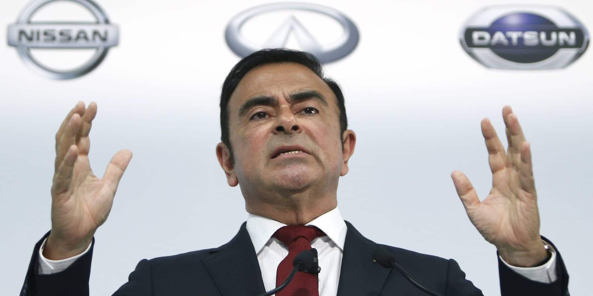 """Depuis son départ, Renault serait dans un """"marasme absolu"""" et sous la """"mainmise de l'Etat""""."""