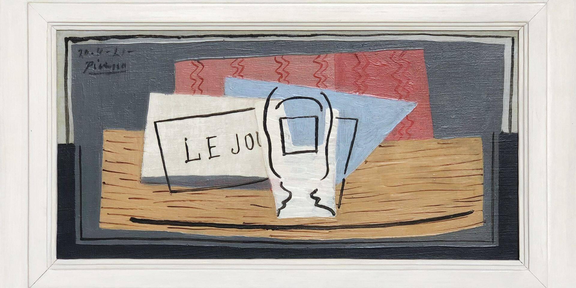 Le 30 mars, un Picasso à 1 million d'euros sera cédé à un joueur de loterie
