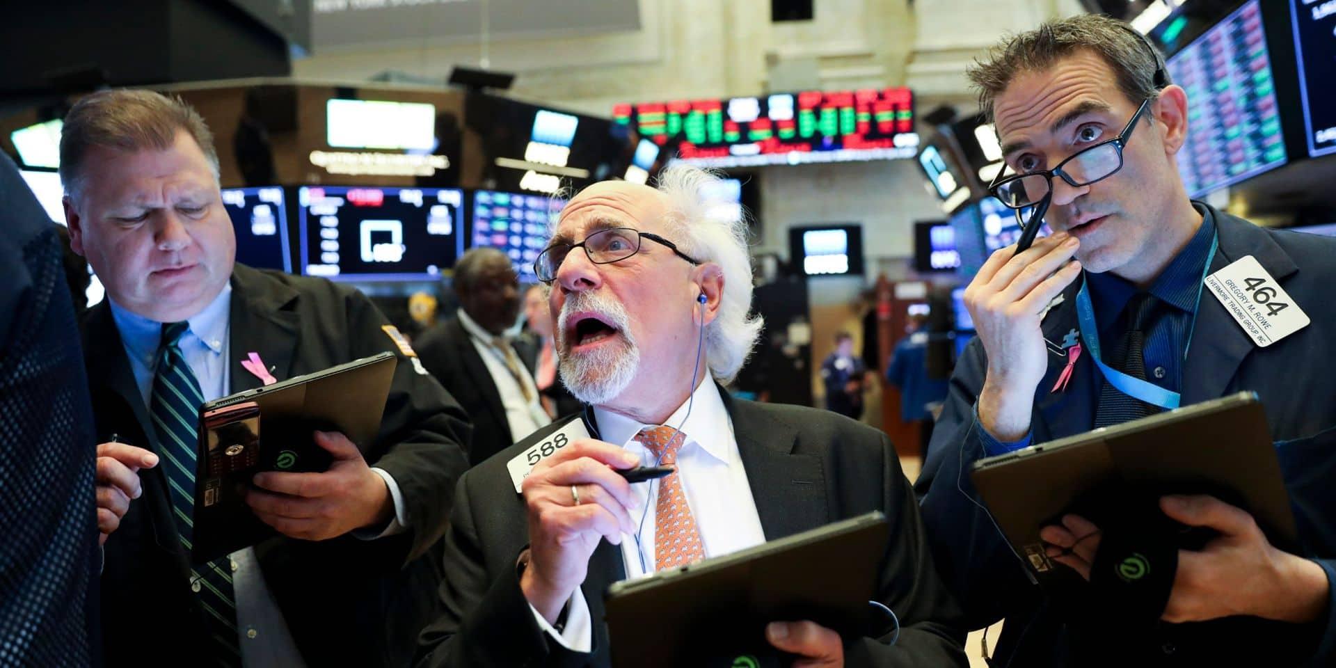 Wall Street ouvre en hausse, boostée par les bonnes nouvelles sur la santé économique du pays