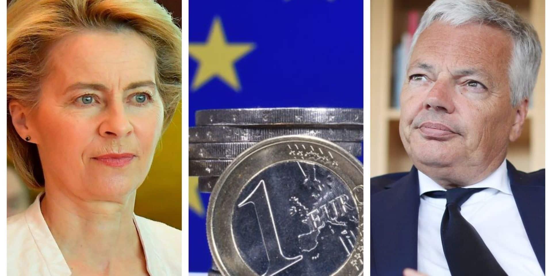 """""""Ces fonds européens soutiendront des projets et des personnes d'Arlon à Ostende en passant par Bruxelles"""""""