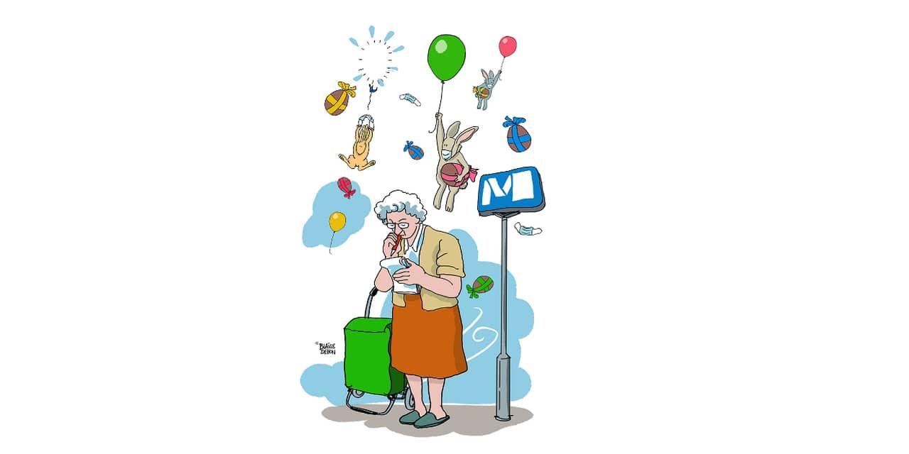 """""""Je ne suis pas économiste, juste une grand-mère qui doit gérer un budget"""""""