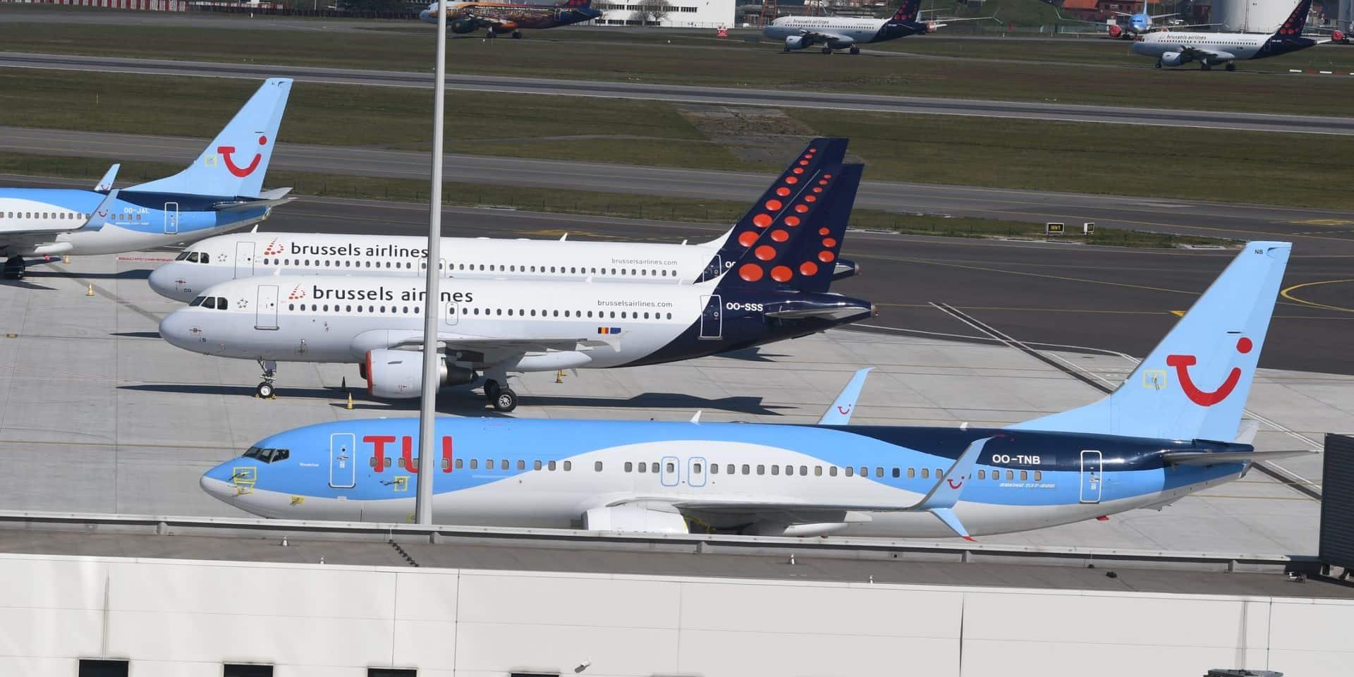 TUI prolonge ses bons corona, Brussels Airlines conserve sa flexibilité
