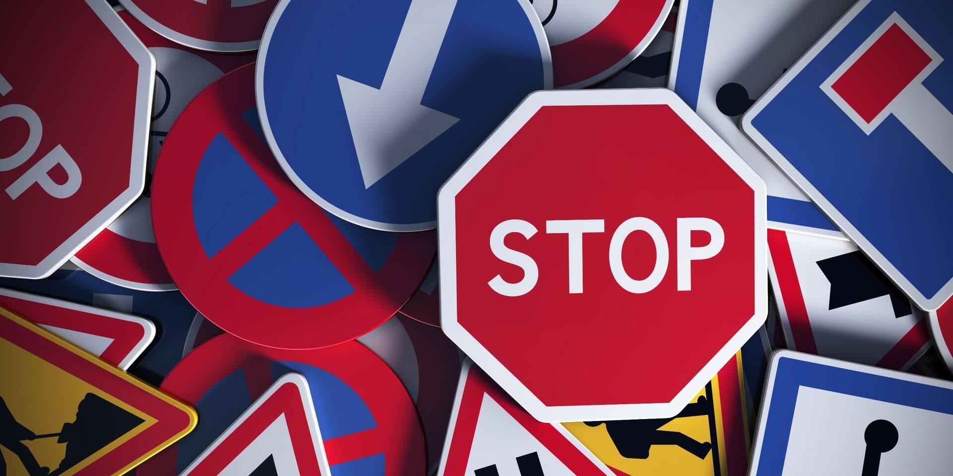 Voici les nouveaux panneaux de signalisation qui débarquent sur nos routes