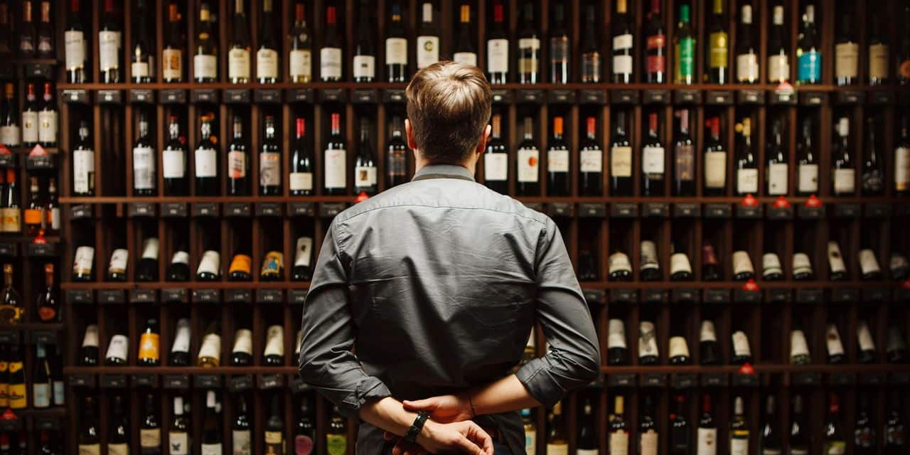 Cora rembourse le vin que vous n'aimez pas