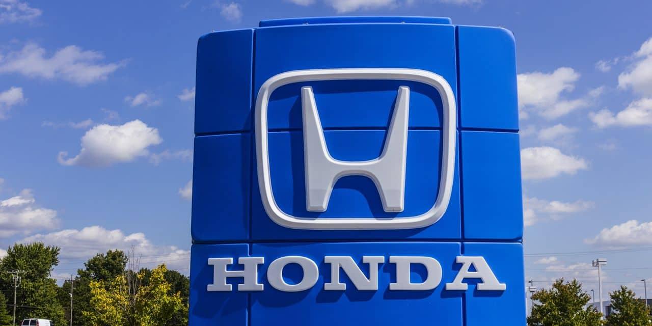 Honda espère se maintenir dans le vert en 2020/21, malgré une perte nette au premier trimestre